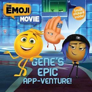 Bog, paperback Gene's Epic App-Venture!