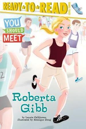 Bog, hardback Roberta Gibb af Laurie Calkhoven