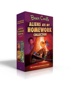 Bog, paperback Aliens Ate My Homework Collection af Bruce Coville
