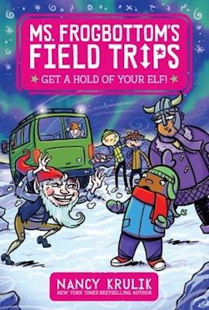 Get a Hold of Your Elf!, Volume 4
