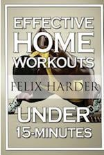 Home Workout af Felix Harder