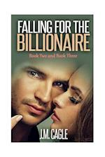 Falling for the Billionaire, Book Two and Book Three