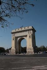 Arch of Triumph in Bucharest Romania Journal