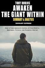 Tony Robbins' Awaken the Giant Within Summary and Analysis