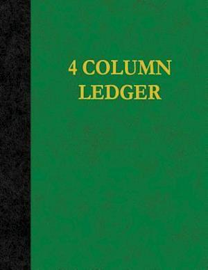 4 Column Ledger