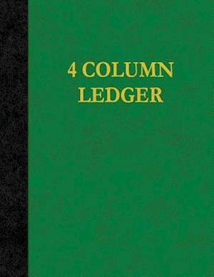 4 Column Ledger