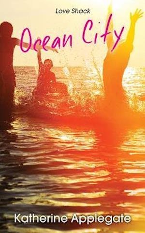 Bog, paperback Love Shack af Katherine Applegate