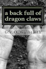 A Back Full of Dragon Claws af G. V. O. Galbraith