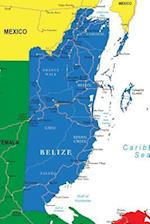 Map of Belize Journal