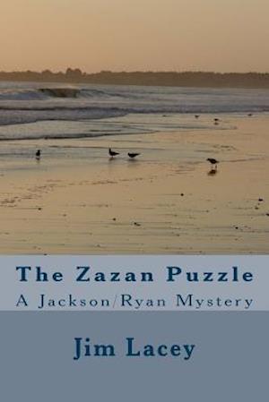 Bog, paperback The Zazan Puzzle af Jim Lacey