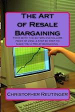 The Art of Resale Bargaining af Christopher Reutinger