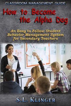 Bog, paperback Classroom Management Guide af S. L. Klinger