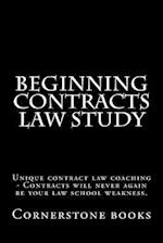 Beginning Contracts Law Study