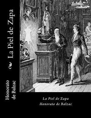 Bog, paperback La Piel de Zapa (Spanish Edition) af Honorato De Balzac
