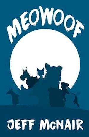 Bog, paperback Meowoof af Jeff Mcnair