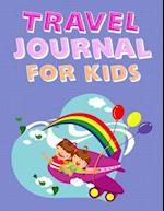 Travel Journal for Kids