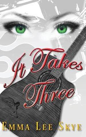 Bog, paperback It Takes Three af Emma Lee Skye