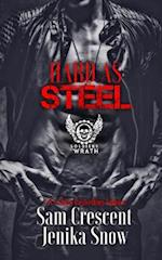 Hard as Steel af Jenika Snow, Sam Crescent