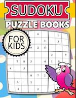 Sudoku Puzzle Books for Kids