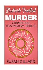 Rhubarb Frosted Murder