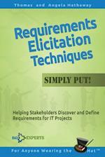Requirements Elicitation Techniques - Simply Put!