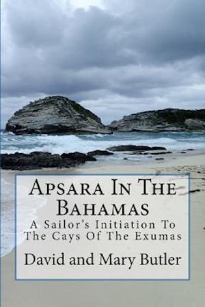 Bog, paperback Apsara in the Bahamas af David Butler