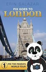 Pix Goes to London af Erin Salazar