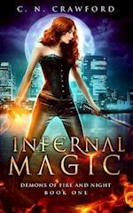 Infernal Magic af C. N. Crawford