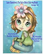 Lacy Sunshine's the Fairy Boo's Coloring Book Volume 18