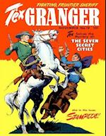 Tex Granger # 19 af Parents' Magazine Press