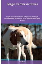 Beagle Harrier Activities Beagle Harrier Tricks, Games & Agility. Includes af Phil Martin