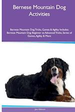 Bernese Mountain Dog Activities Bernese Mountain Dog Tricks, Games & Agility. Includes af Joe Gibson