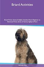 Briard Activities Briard Tricks, Games & Agility. Includes af Nicholas Kelly