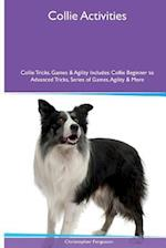 Collie Activities Collie Tricks, Games & Agility. Includes af Christopher Ferguson