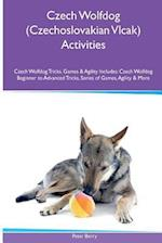 Czech Wolfdog (Czechoslovakian Vlcak) Activities Czech Wolfdog Tricks, Games & Agility. Includes