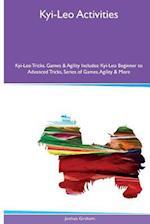 Kyi-Leo Activities Kyi-Leo Tricks, Games & Agility. Includes