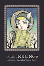 Mini-Inklings Colouring Book by Tanya Bond
