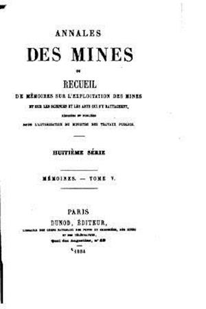 Annales Des Mines - Tome V.
