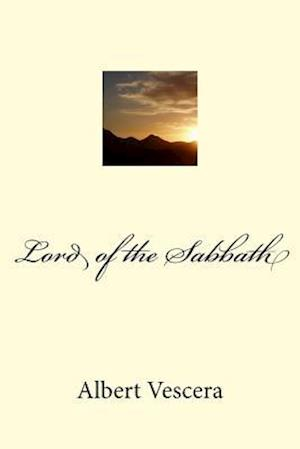 Bog, paperback Lord of the Sabbath af MR Albert Vescera