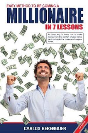 Bog, paperback Millionaire in 7 Lessons (B&w) af Carlos Berenguer