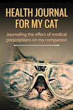 Health Journal for My Cat af Notandum Publishing