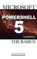 Microsoft Powershell 5