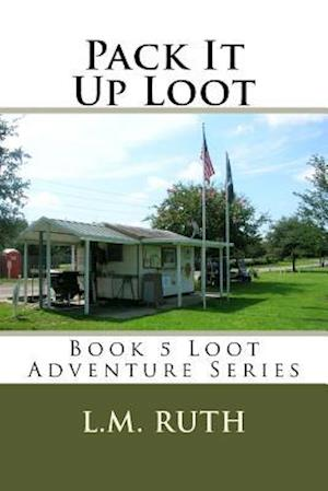 Bog, paperback Pack It Up Loot af MR L. M. Ruth