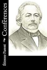 Conferences af Etienne Parent