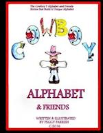 The Cowboy T Alphabet and Friends af Peggy Louise Parrish