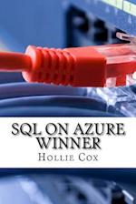 SQL on Azure Winner af Hollie Cox