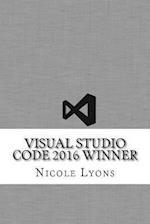Visual Studio Code 2016 Winner af Nicole Lyons