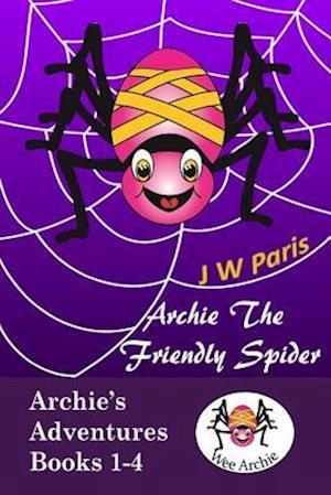 Archie the Friendly Spider