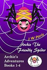 Archie the Friendly Spider af J. W. Paris