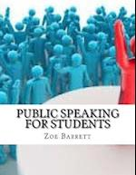 Public Speaking for Students af Zoe Barrett